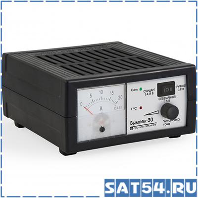 Зарядное устройство Вымпел-30 для 12В АКБ