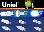 Энергосберегающие лампы Uniel  -представляем линейку