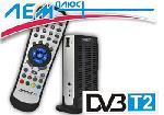 DVB-T2 ресивер с медиаплеером