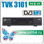 DVB-T2 -TVK3101 (Новая модель)