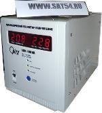 ONYX SDR-10000VA - мощный автоматический стабилизатор напряжения