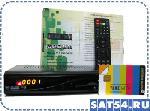 Спутниковый SD ресивер Divisat S200 PVR