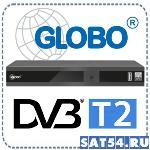 GLOBO GL40 - DVB-T2 приемник