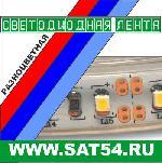 Разноцветная светодиодная лента 5050-60SMD-IP33