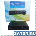 Приставка цифрового ТВ (DVB-T2)  Oriel 751