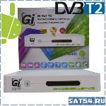 Андроид тв приставка с тюнером DVB-T2  Galaxy Innovations Fly T2