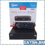 Приставка цифрового ТВ (DVB-T2)  GLOBO GL55