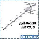 "Антенна  ""Диапазон макси-UHF-П"""