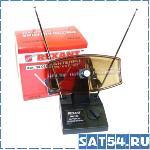 Антенна REXANT RX-104 активная комнатная DVB-T2/МВ/ДМВ