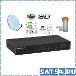 Спутниковый ресивер SAGEMCOM DSI87-1 HD для приема НТВ ПЛЮС Восток HD