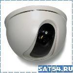 Купольная камера видеонаблюдения SVC-D15