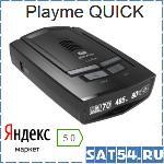 Антирадары Playme QUICK с GPS