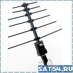 Уличная DVB-T2 антенна Цифра-01Н