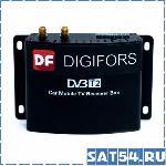 Приставка цифрового ТВ ДЛЯ АВТО! (DVB-T2) Digifors HD 25 Avto Drive