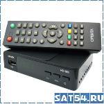Приставка цифрового ТВ (DVB-T2) ОРБИТА HD-916