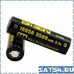 Аккумулятор Basen 18650 (3500mA, 30A) BS186M