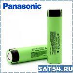 Аккумулятор Panasonic NCR18650B 3400мАч