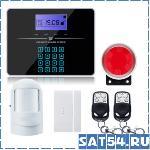 Сигнализация gsm - G3B для дома и дачи с беспроводными датчиками