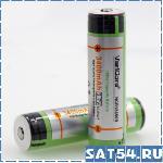 Аккумулятор NCR18650B (3400mA, 3,7V)  VariCore защищенный