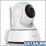 Камера видеонаблюдения SANNCE  (wi-fi, поворотная, видеоняня)