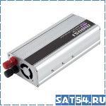 Универсальный инвертор 12V на 220-240V (1500W)