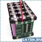 Плата контроля заряда-разряда Li-Ion аккумуляторов 3S/12.6V 25A