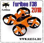 Квадрокоптер Furibee F36 v2018 (Tiny Whoop class) с пультом