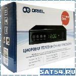 Ресивер DVB-T2/C ORIEL 415