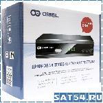 Ресивер DVB-T2/C ORIEL 421