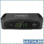 Приставка цифрового ТВ (DVB-T2-C) Perfeo Smart (Wi-Fi, IPTV, HDMI, 2 USB, DolbyDigital)