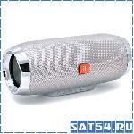 Портативная MP3 колонка E4+ (2*10Вт, TF, USB, FM, 1800мА, PowerBank)