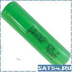 Аккумулятор Samsung INR18650 25R высокотоковый (20A, 2500mA)