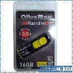 USB Флэш-Накопитель OLTRAMAX 16GB 270 Green (USB 3.0)