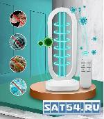 Мощная Бактерицидная УФ лампа . и ПДУ Для салонов красоты и торговых залов