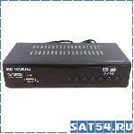DVB-T2/C приставка Yasin T6000C (металл/дисплей/кнопки/кабель RCA) поддерж WIFI адапт.(IPTV/YouTube/Gmail)