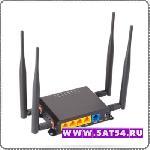 интернет центр ZBT-WE826 3G/4G LTE (WIFI роутер с SIM картой)