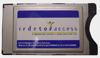 CAM-модуль Irdeto (лицензионная версия)