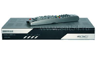 Цифровой ресивер DRE5500 (MPEG4, для пакета Триколор)