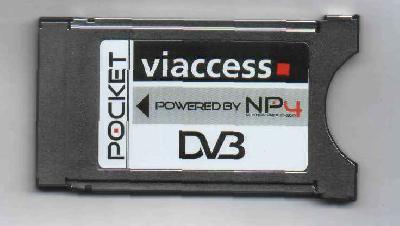 CAM-модуль MPEG4 NEOTION Viaccess