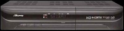 Цифровой спутниковый  ресивер Skyway Classic HD