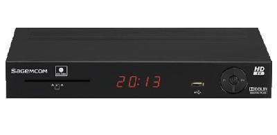 Цифровой ресивер Sagemcom DSI87-1 HD